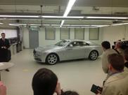 La Rolls-Royce Wraith est puissante et dynamique !