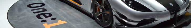 Ginevra 2014: Koenigsegg One:1