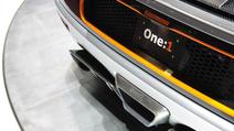 Geneva 2014: Koenigsegg One:1