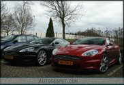 Va intra Aston Martin pe mainile Mercedes-Benz?