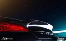 Porsche Panamera voorzien van Vorsteiner bodykit!