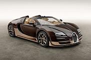 Bugatti Veyron 16.4 Grand Sport Vitesse Rembrandt este nascut