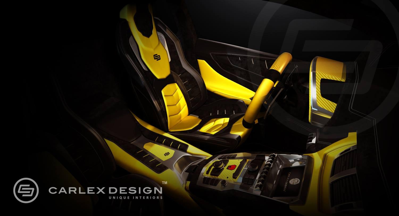 Aventador Lp720 4 50 Anniversario By Carlex Design