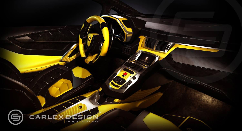 Aventador Lp720 4 50 176 Anniversario By Carlex Design