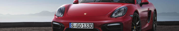 Porsche prezinta Cayman GTS si Boxster GTS!