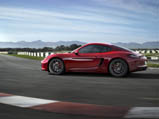 Porsche unveiled the Cayman GTS and Boxster GTS!