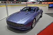 2014 日内瓦车展: 阿斯顿马丁 DBS Centennial Edition