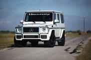 Hennessey a tunat un Mercedes-Benz G 63 AMG
