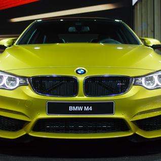 Geneva 2014: BMW M3 and M4