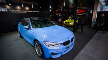 Geneva 2014: BMW M3 and M4