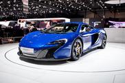 Geneva 2014: McLaren 650S