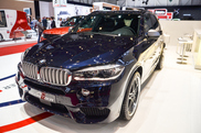 2014 日内瓦车展: AC Schnitzer 宝马 X5M50d F15