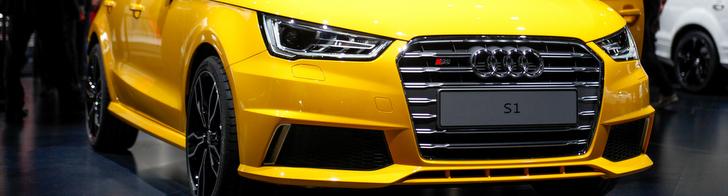 Ginevra 2014: Audi S1