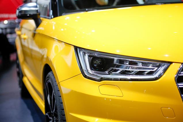 Genève 2014: Audi S1