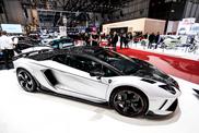 Geneva 2014: Mansory Carbonado GT