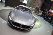 Ginevra 2014: Maserati Alfieri Concept