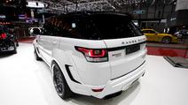 Genève 2014: Hamann Mirr6r & Range Rover Sport