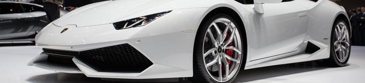 Geneva 2014: Lamborghini Huracán LP610-4