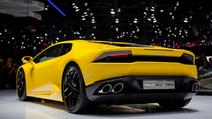 Genève 2014: Lamborghini Huracán LP610-4