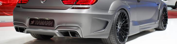 Ginevra 2014: Hamann Mirr6r & Range Rover Sport