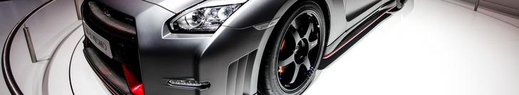 Genewa 2014: Nissan GT-R Nismo