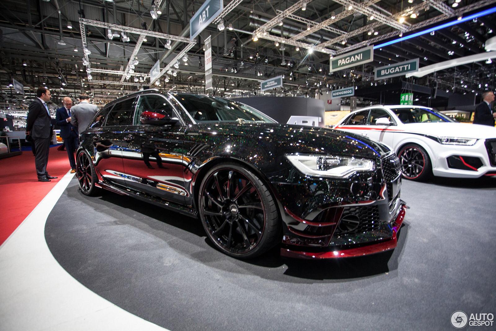 geneva 2014 audi abt rs6 r. Black Bedroom Furniture Sets. Home Design Ideas