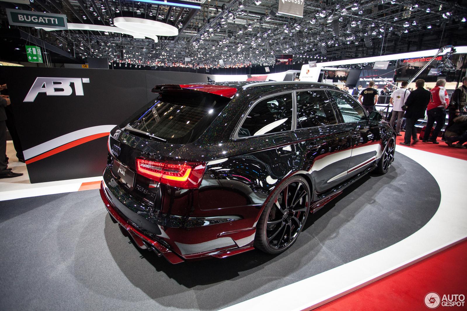 Audi Rs7 2014 For Sale >> Geneva 2014: Audi ABT RS6-R