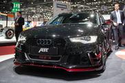 Geneva 2014: Audi ABT RS6-R