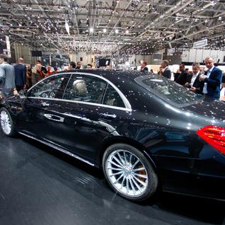 Geneva 2014: Mercedes-Benz S 65 AMG