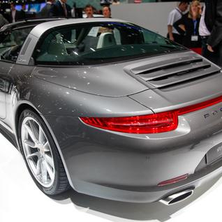 Geneva 2014 Porsche 991 Targa