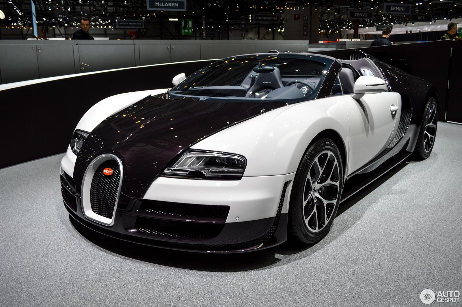 geneva 2014 bugatti veyron 16 4 grand sport vitesse. Black Bedroom Furniture Sets. Home Design Ideas