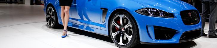 Ginevra 2014: Jaguar XFR-S Sportbrake