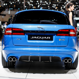 Geneva 2014: Jaguar XFR-S Sportbrake
