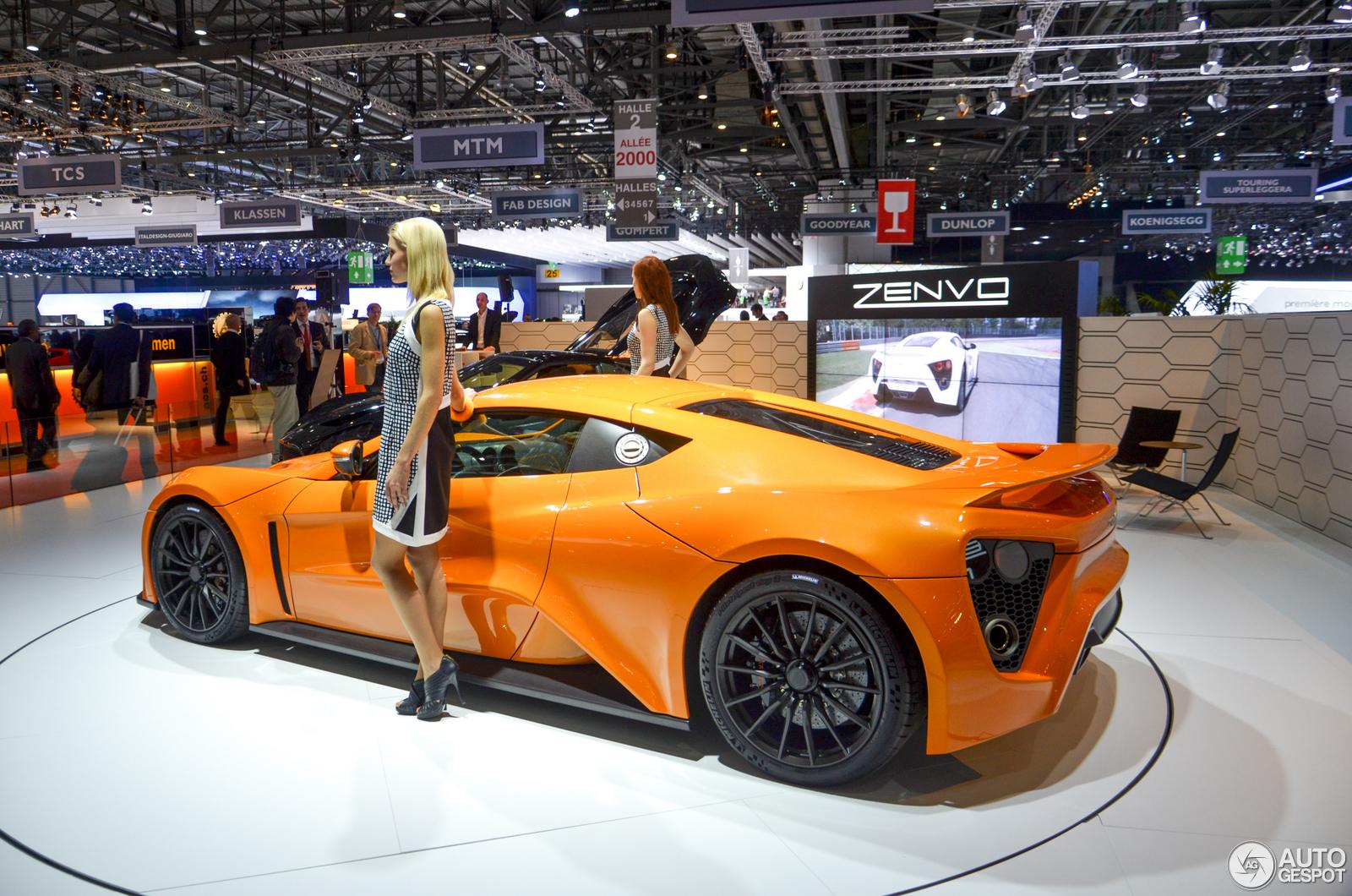 Image Gallery Lamborghini Zenvo