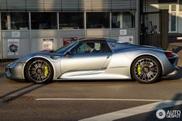Jeden z twórców Porsche 918 Spyder spotkany we własnym dziele