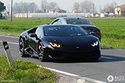 Lamborghini Huracán e un mare succes