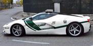 Rendering: Dubai Police LaFerrari