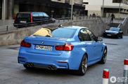 Será este o primeiro BMW M3 F80 entregue a um cliente?