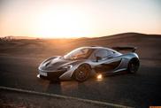 Bộ Ảnh Ấn Tượng Của McLaren P1!