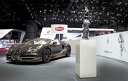 Bugatti Veyron 16.4 Grand Sport Vitesse 'Rembrandt' este deja vandut