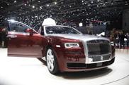 Ginevra 2014: Rolls-Royce Ghost Series II