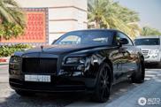 Der Rolls-Royce Wraith ist perfekt für Bösewichte!