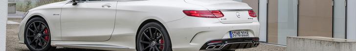 Oficial coplesitor: Mercedes-Benz S 63 AMG Coupé