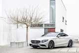 Officieel overweldigend: Mercedes-Benz S 63 AMG Coupé