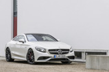 Officieel overweldigend: Mercedes-Benz S 63 AMG Coupé