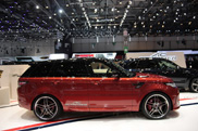 Genewa 2014: Range Rover Sport AC Schnitzer