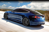Unplugged Performance slaat de hand aan Tesla Motors Model S
