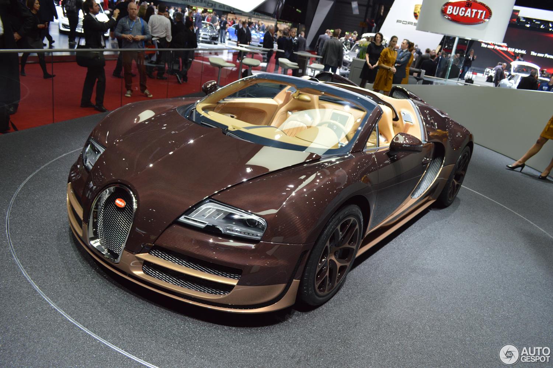 ginevra 2014 bugatti veyron 16 4 grand sport vitesse rembrandt. Black Bedroom Furniture Sets. Home Design Ideas