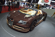 Geneva 2014: Bugatti Veyron 16.4 Grand Sport Vitesse Rembrandt
