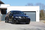 G-POWER ha modificato la BMW X6 M!